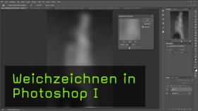 Weichzeichnungsfilter in Photoshop anwenden