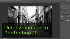 Weichzeichnungsgalerien in Photoshop anwenden