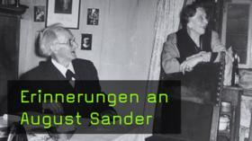 August Sander im Portrait