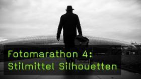 Fotomarathon 4: Stilmittel Silhouetten