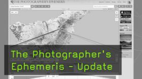 The Photographer's Ephemeris