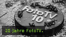 10 Jahre FotoTV.
