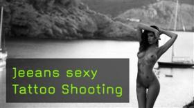 Tattoo Erotica Shooting Editorial mit Jeean Alvarez