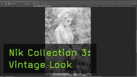 Nik Collection 3: Vintage Look
