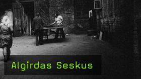 Algirdas Seskus im Interview