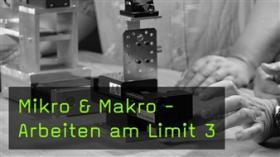 Mikrofotografie mit dem Makroschlitten