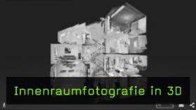 Innenraumfotografie in 3D