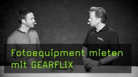 Fotoequipment mieten mit GEARFLIX
