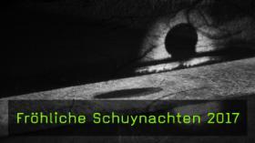 Fröhliche Schuynachten 2017