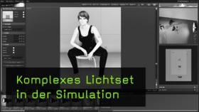 Komplexes Lichtset in set.a.light 3D