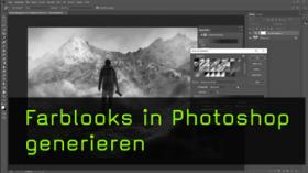 Farblooks in Photoshop