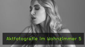 Farbliche Lichtsetzung in der Aktfotografie