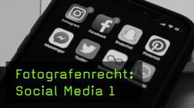 Fotografenrecht: Social Media 1