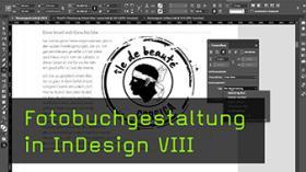 Textumfluss und Formsatz in InDesign
