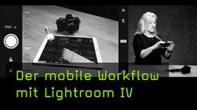 Smartphone Kamera in Lightroom CC