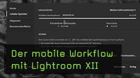 Voreinstellungen und Bilderdownload in Lightroom CC