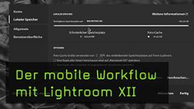 Voreinstellungen und Bilderdownload in Lightroom CC