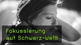Andreas Jorns über seine Fokussierung auf Schwarz-Weiß Bilder