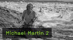 Uhrgestein der Wüste Michael Martin portraitiert den Planeten