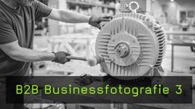 Werksleistungen und Arbeitsschritte On Location fotografieren