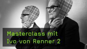 Ivo von Renner bespricht sein Werk