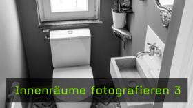 Enge Räume fotografieren