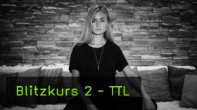 Through the Lens - mit der Kamerafunktion TTL blitzen