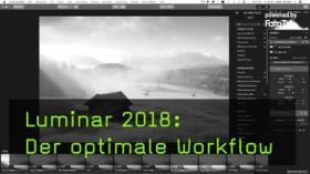 Bildbearbeitung mit Luminar 2018