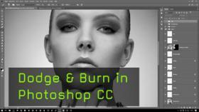 Dodge & Burn in Photoshop CC