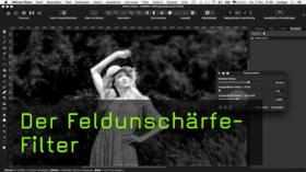 Feldunschärfe-Filter in Affinity Photo
