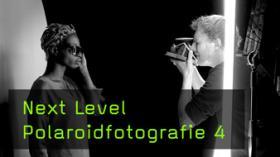 Dauerlicht Shooting mit einer Polaroidkamera