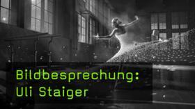 Analyse einiger Bildcomposing-Werke von Uli Staiger