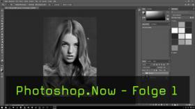 Photoshop lernen in kurzer Zeit