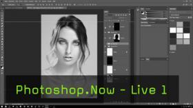 Photoshop lernen in einem Monat