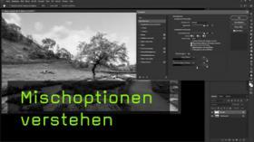 Photoshop Mischoptionen