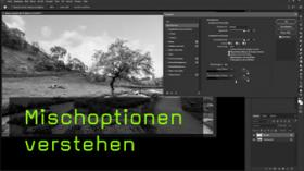 Photoshop Mischoptionen