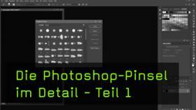 Photoshop-Pinsel einfach erklärt