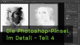 Einsatzgebiete für Pinselspitzen in Photoshop