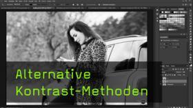 Kontrast-Anpassungen in Photoshop