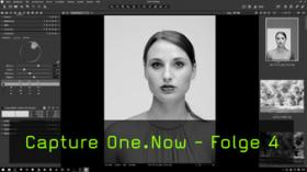 Portraits in Capture One bearbeiten