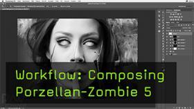 Bildlooks in Composings einfügen