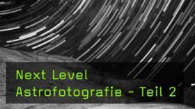 Künstlerische Astrofotografie