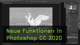 Änderungen in Photoshop CC 2020