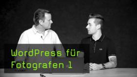 Fotografenwebseite mit WordPress für Einsteiger