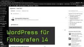 Suchmaschinenoptimierung von WordPress-Seiten