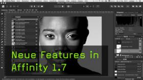 Affinity Photo Update 1.7