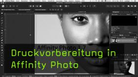 PDF-Export für den Druck in Afinity Photo