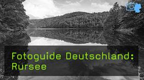kreative Landschaftsfotografie im Naturpark Eifel