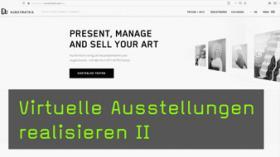 Bilder in die Datenbank von Kunstmatrix.com einpflegen