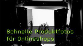 Automatisierte Produktfotografie